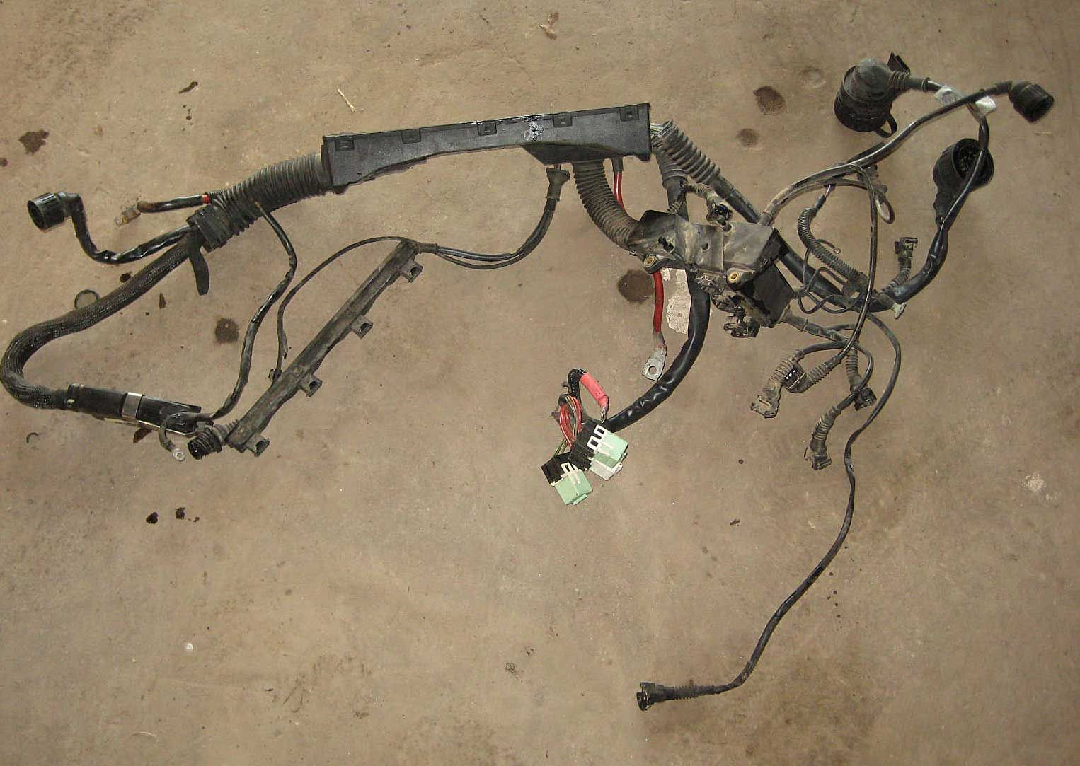 Bmw E36 Engine Wiring Harness Complete 5 Spd Manual 95 318i 318is Wire 1997 328i