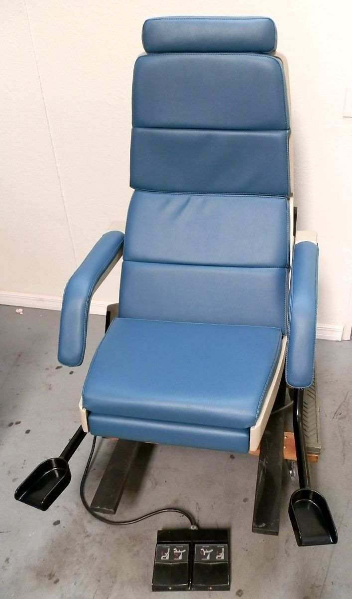 MIDMARK Ritter 413 OB GYN Power Procedure Exam Table Chair