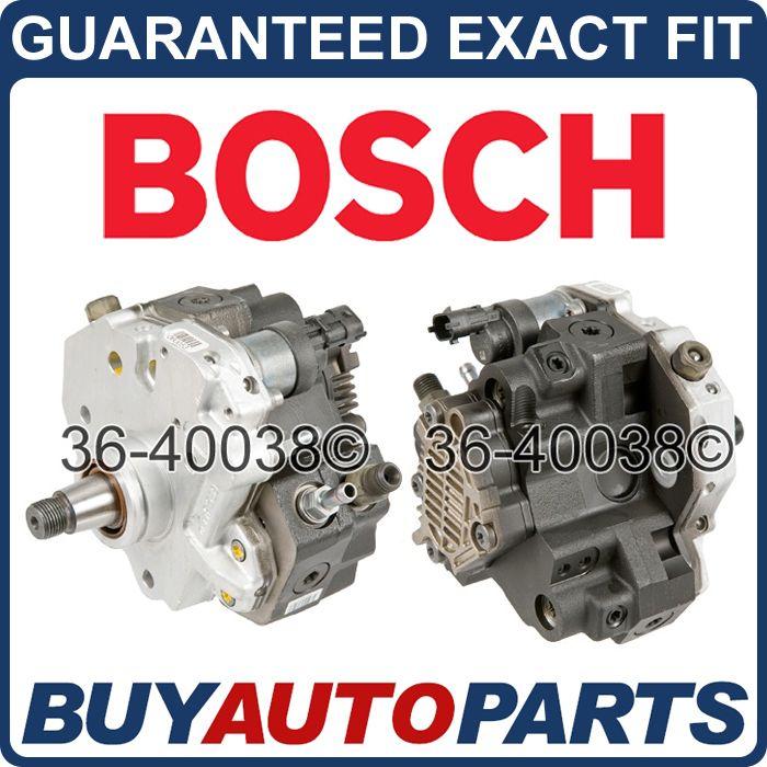 GM Chevy 6 6L LB7 Diesel Fuel Injector Pump 2001 2004