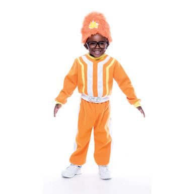 DJ Lance Boys Toddler Yo Gabba Gabba Halloween Costumes