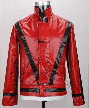 Michael Jackson Thriller Jacket Billie Jean Glove Cards