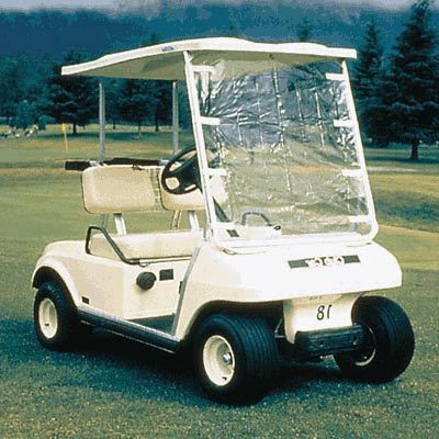 Classic Accessories Windshield Golf Cart Cover D72033