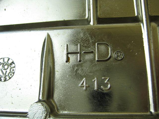 Harley Davidson Chrome Valve Rocker Cover Twin Cam 17571 98