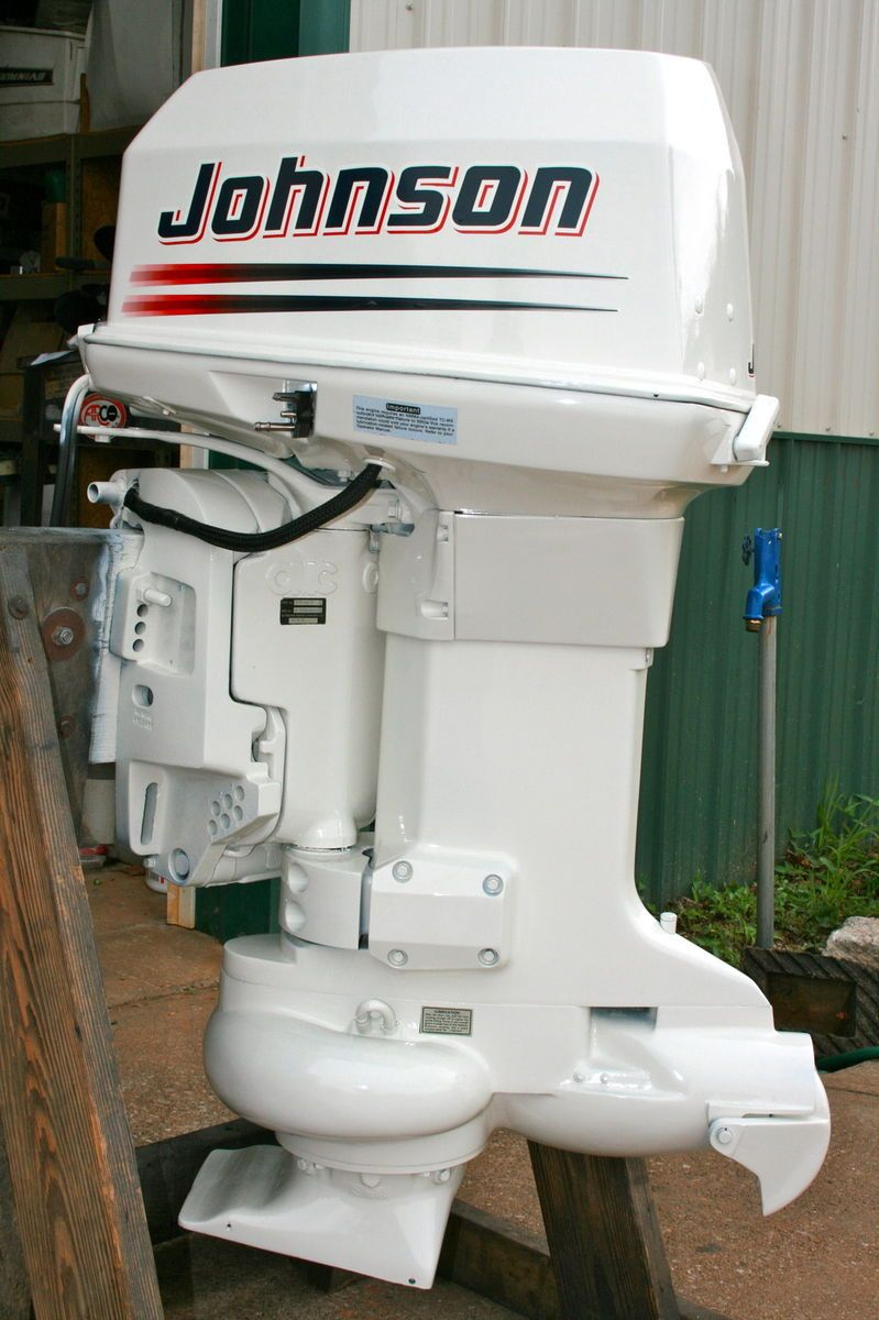 Johnson outboard motors autos post for Evinrude outboard jet motors for sale
