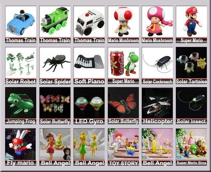 Nintendo Super Mario Bros Luigi Action Figure Toy Red