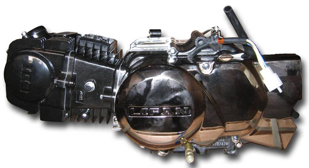 LIFAN 140CC OIL COOLED ENGINE MOTOR XR CRF 50 125 HONDA DIRT