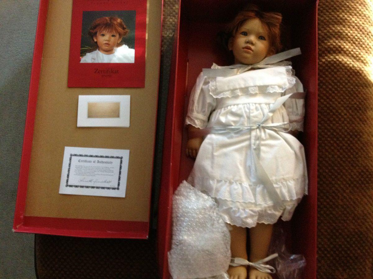 Annette Himstedt Liliane Doll Puppen Kinder Faces of Friendship