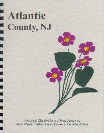 NJ ATLANTIC COUNTY CITY MAYS LANDING EGG HARBOR NEW JERSEY 1844 HOWE