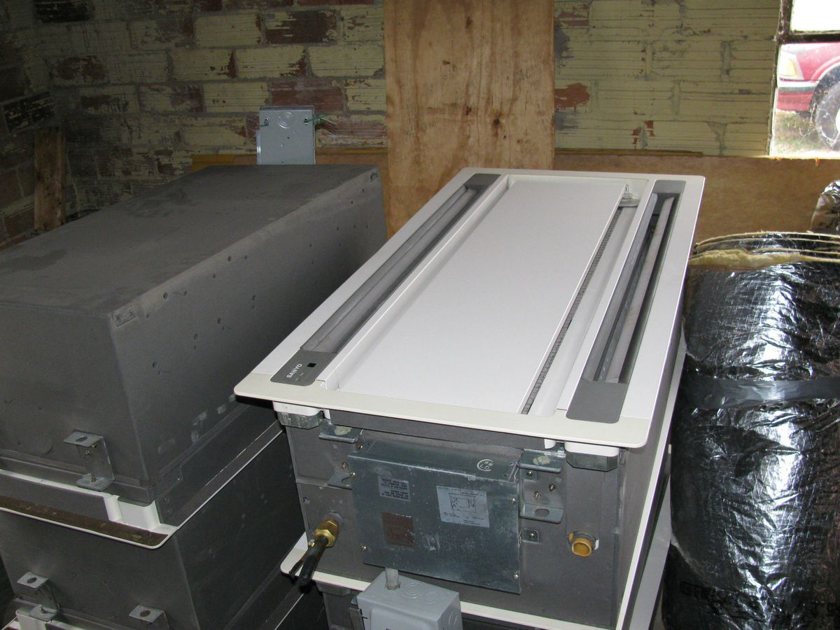 Sanyo Mini Split Ductless 24000 BTU Air Conditioner
