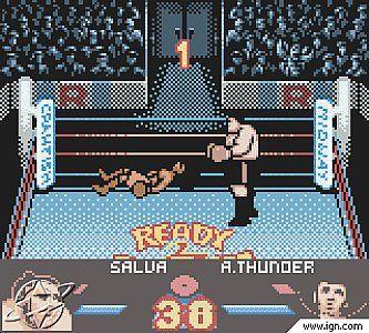 Ready 2 Rumble Boxing Nintendo Game Boy Color, 1999