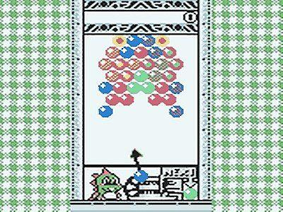Bust A Move 4 Nintendo Game Boy Color, 1999