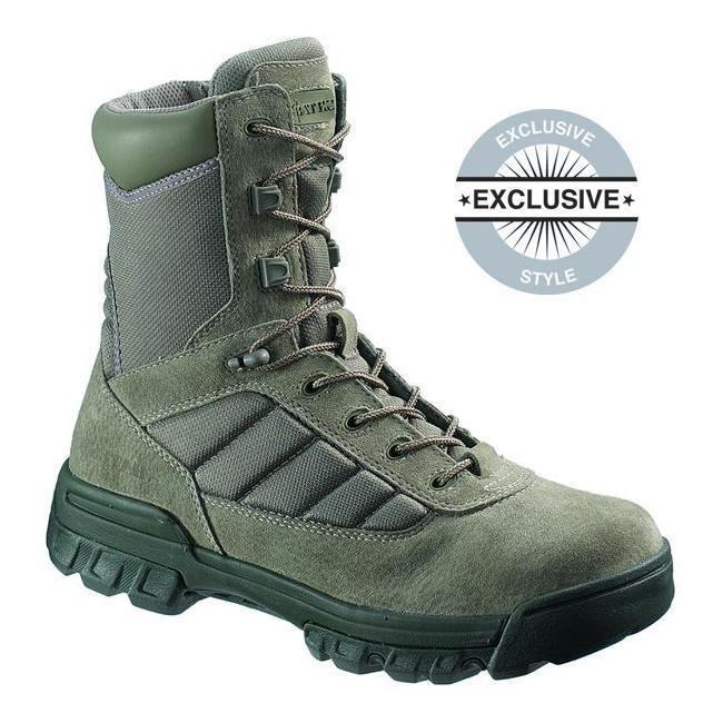 BATES TACTICAL SPORT SZ GREEN BOOTS (us military army combat swat