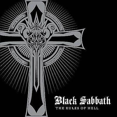 BLACK SABBATH   THE RULES OF HELL [BOX]   NEW CD BOXSET