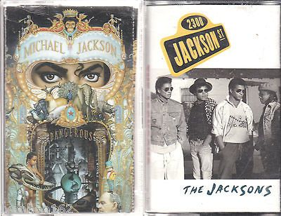 michael jackson thriller in Cassettes
