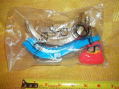 Newly listed 2012 Burger King Kids Meal Toy Red Car Race Loop Track