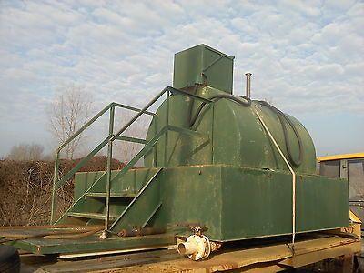 fuel storage tanks 500, 750 100 gallon. with 12 volt pumps
