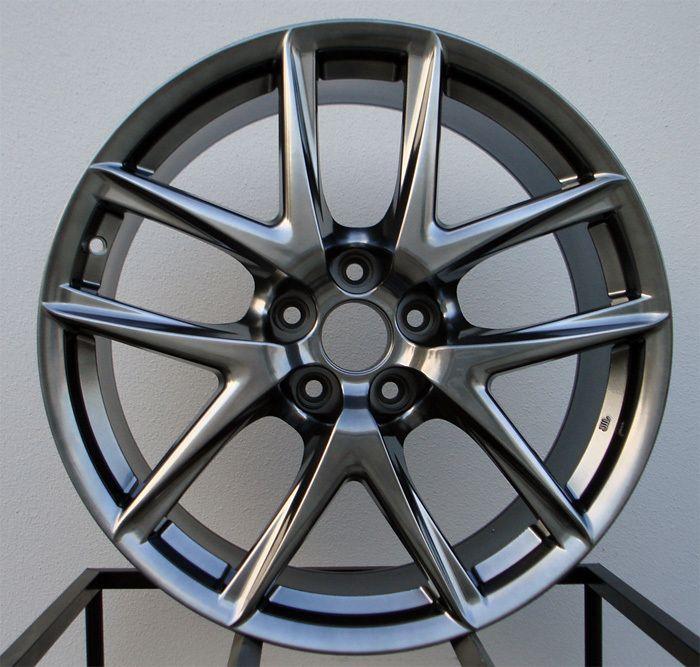 19 LFA Wheels Rims Fit Lexus IS250 2006 2012