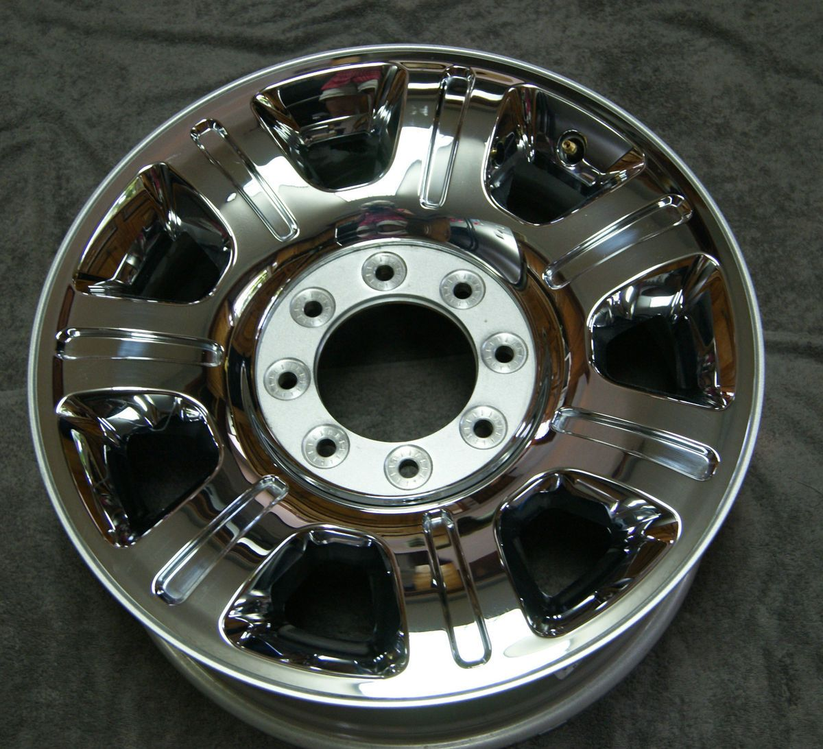 20 Ford F250 F350 Factory Chrome Clad Wheel Rim 2012