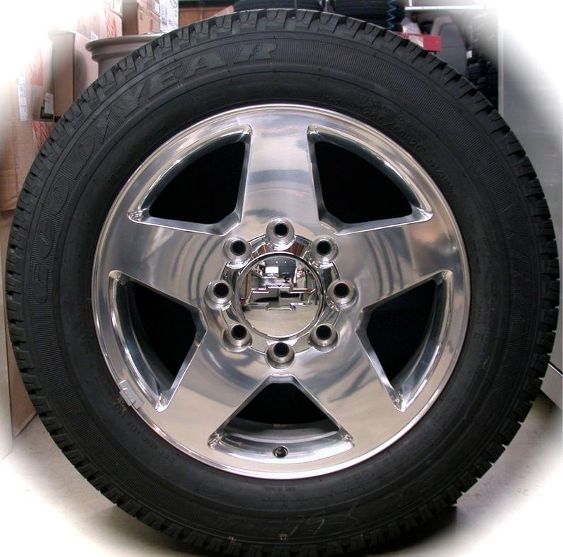 2011 12 ONLY Chevy Silverado GMC Sierra 2500 3500 8 Lug 20 Wheels Rims
