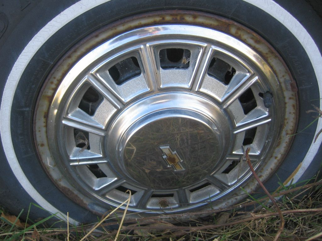 1982 Chevy Citation Wheel Cover Hub Cap 13 Set of 4