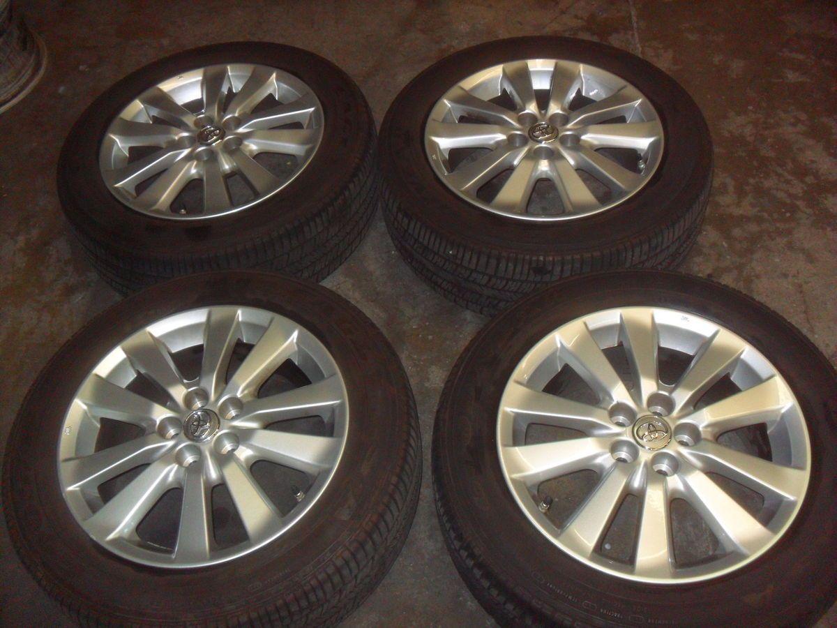 16 Toyota Corola Scion Wheels Rims Tires