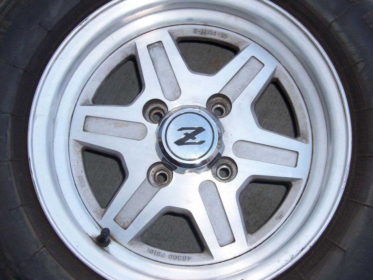 Nissan 1981 1983 260 280 240 240z Z Zx 280zx Oem Stock