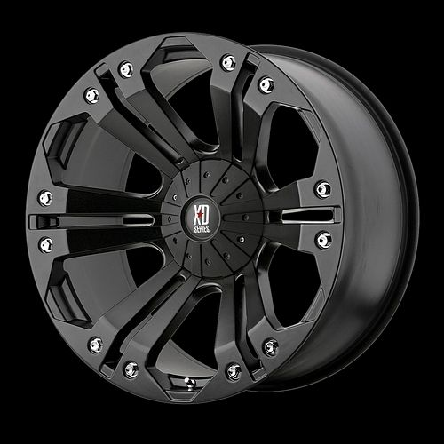 18 Inch Black Rims Wheels Ford F 150 F150 Truck Expedition 6 135 XD
