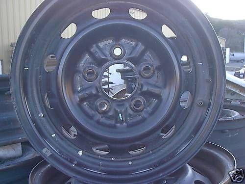 95 96 97 98 99 00 Toyota Tacoma Steel Wheel Rim 14 x 6