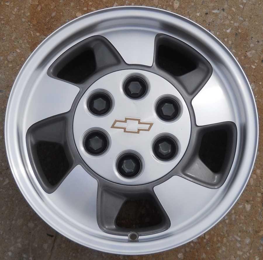 16 Alloy Wheels Rims for 1992 2006 Chevy Silverado Tahoe Suburban
