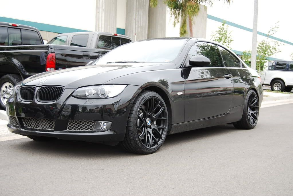 19 Miro 111 Wheels Rims Fit BMW 330i 335i Matte Black