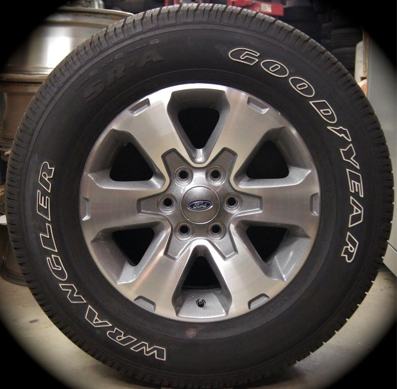 12 Ford F150 F 150 FX4 18 Factory OEM Wheels Rims Tires Expedition