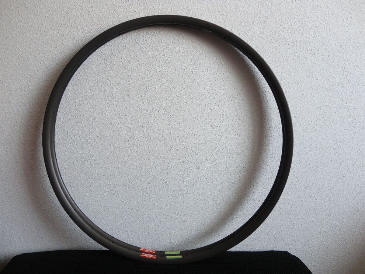 Araya World Champion 28h Tubulars Rims 700c New Very RARE Vintage