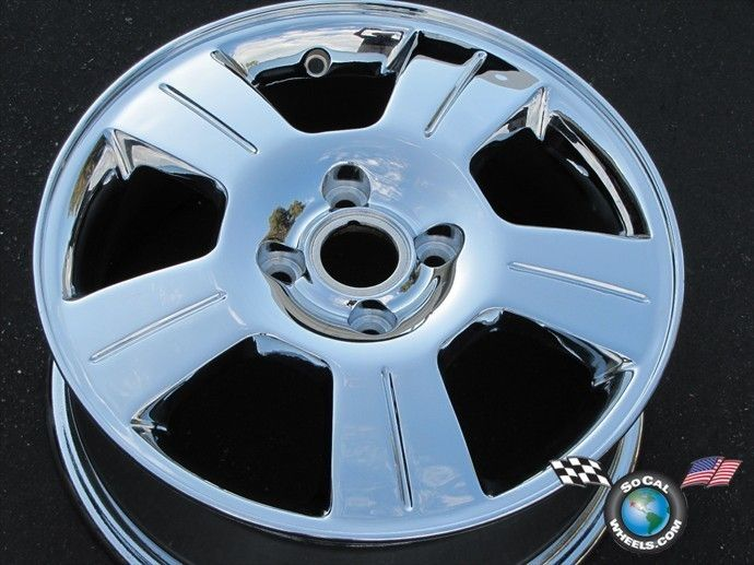 07 Ford Focus Factory 16 Chrome Wheels Rims 3530 Outright Sale