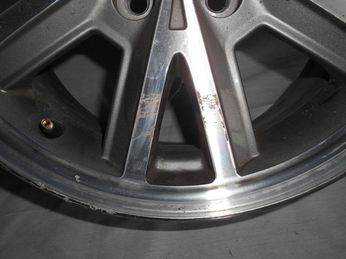 05 09 Ford Mustang Spoke Alloy Wheel Rim 16x7 w Center Cap Pony 3 4R33